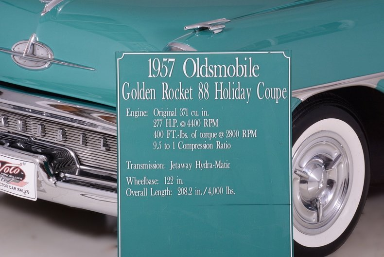 1957 Oldsmobile 88 Image 75