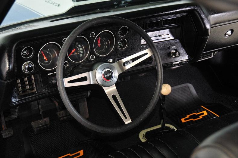 1972 Chevrolet Chevelle Image 2