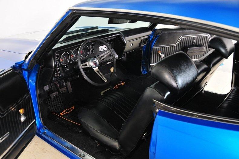 1972 Chevrolet Chevelle Image 11