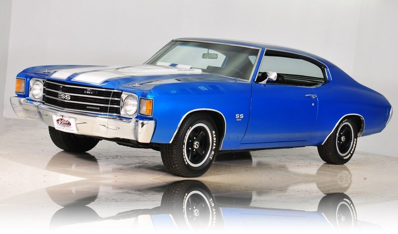 1972 Chevrolet Chevelle Image 17