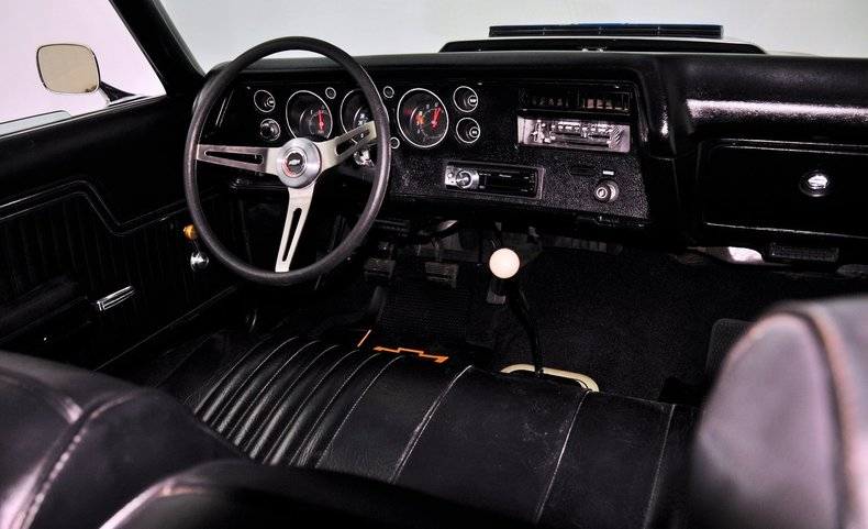 1972 Chevrolet Chevelle Image 22