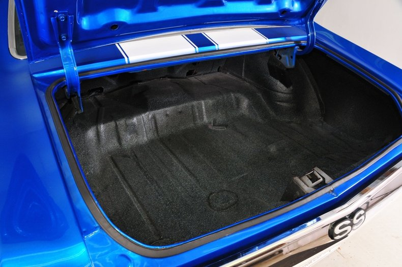 1972 Chevrolet Chevelle Image 30