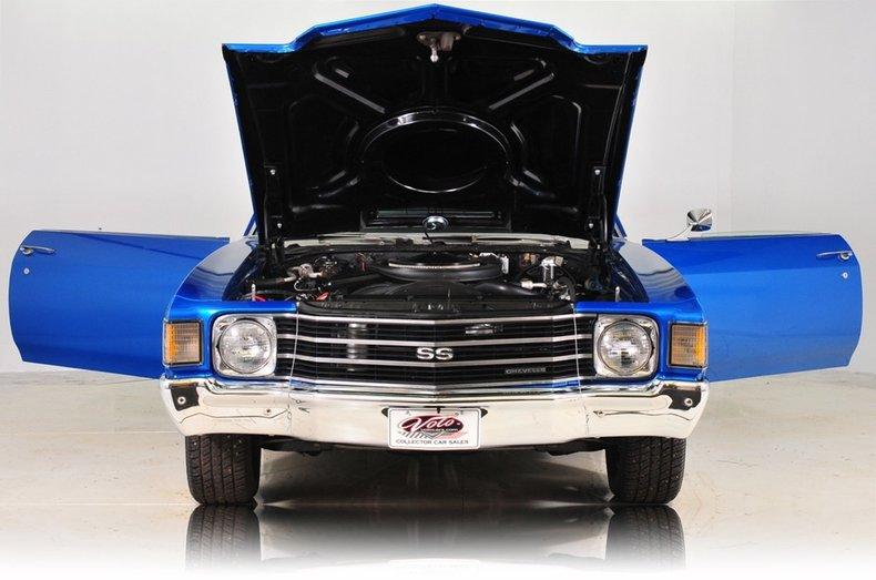 1972 Chevrolet Chevelle Image 41