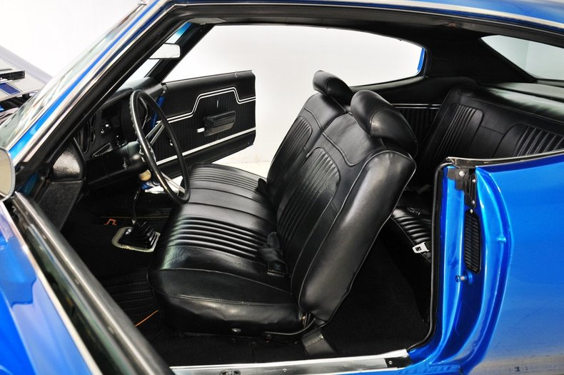 1972 Chevrolet Chevelle Image 58
