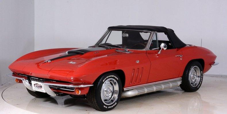 1966 Chevrolet Corvette Image 23