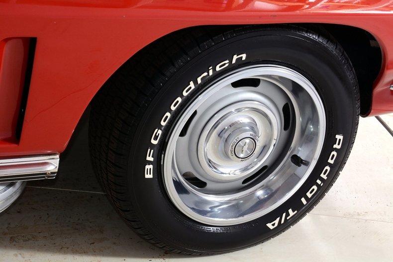 1966 Chevrolet Corvette Image 38