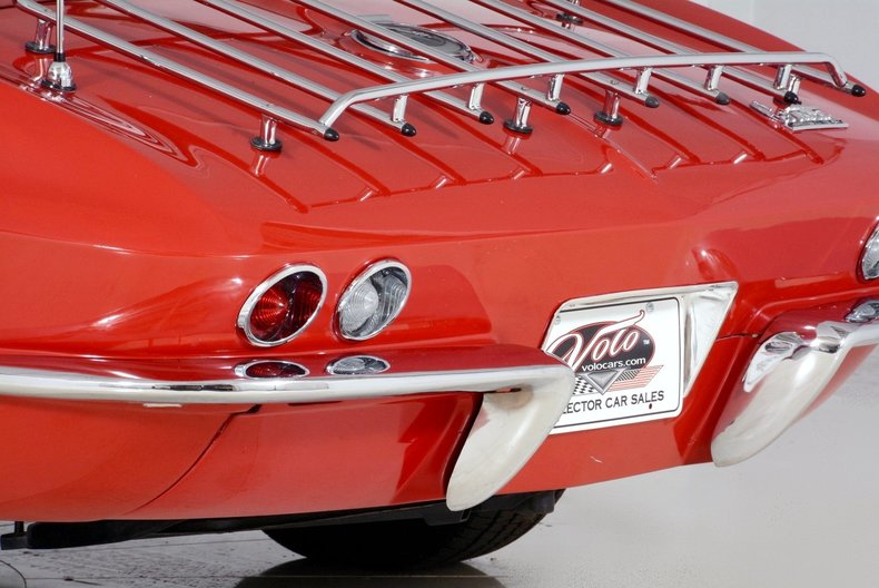 1966 Chevrolet Corvette Image 41