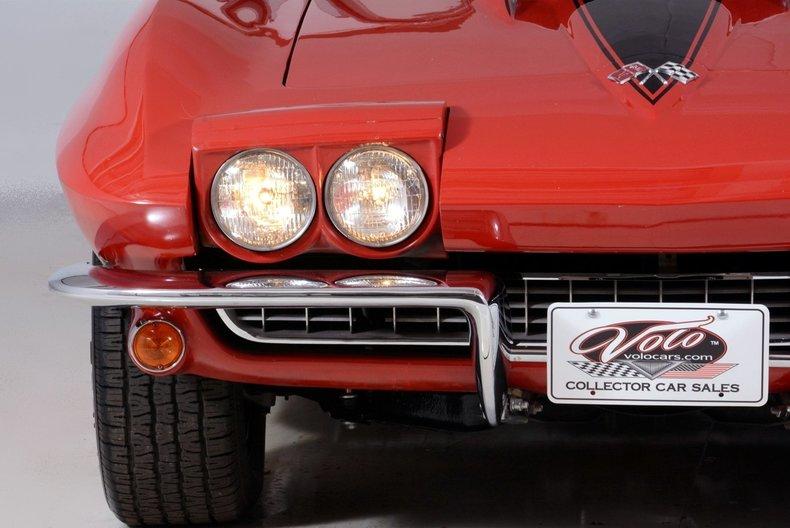 1966 Chevrolet Corvette Image 54