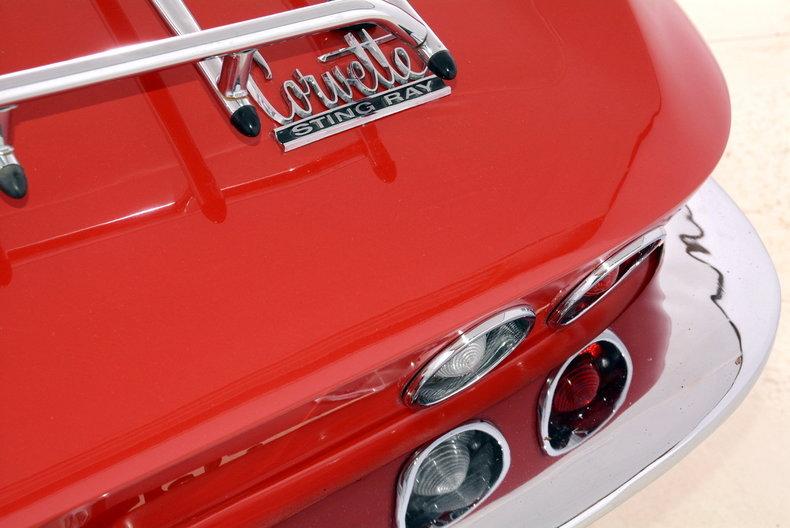 1966 Chevrolet Corvette Image 57