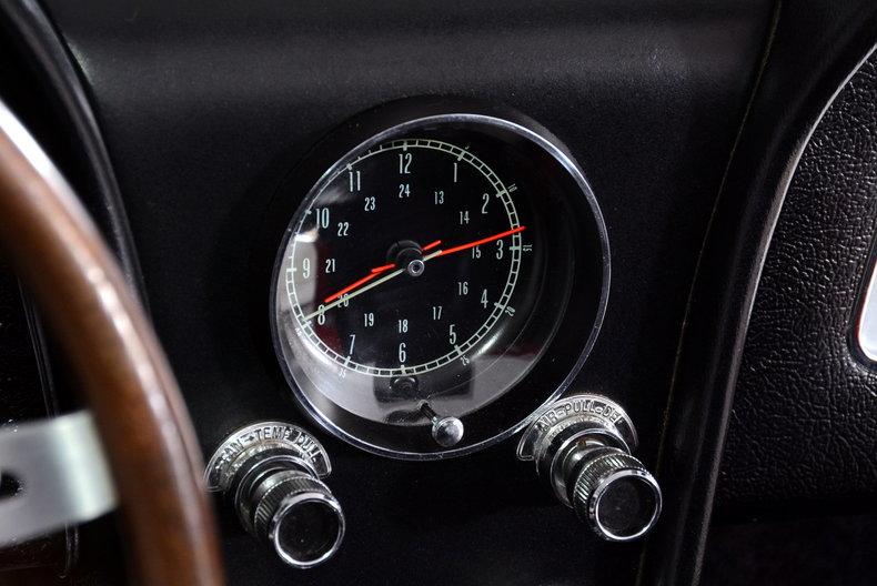 1966 Chevrolet Corvette Image 66