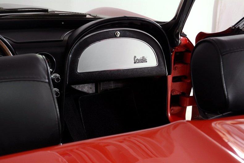 1966 Chevrolet Corvette Image 68
