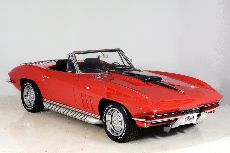 1966 Chevrolet Corvette Image 77