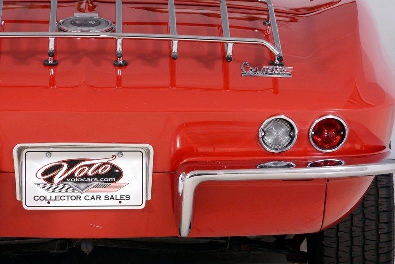 1966 Chevrolet Corvette Image 78