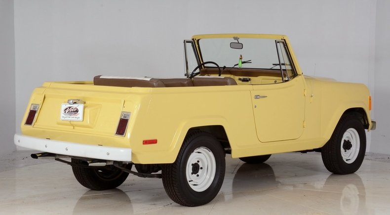 1973 Jeep Commando Image 3