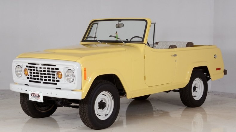 1973 Jeep Commando Image 15