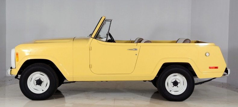 1973 Jeep Commando Image 24