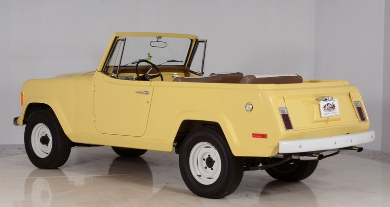 1973 Jeep Commando Image 35