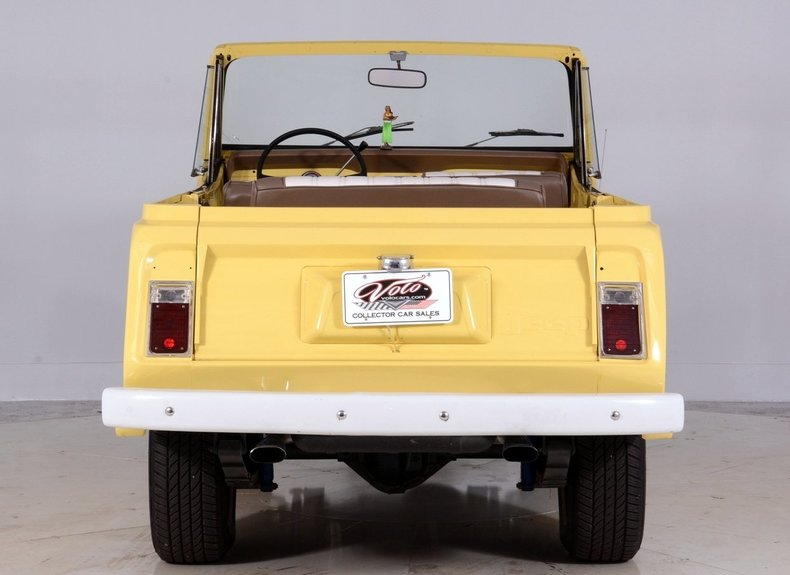 1973 Jeep Commando Image 40