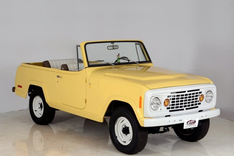 1973 Jeep Commando Image 53