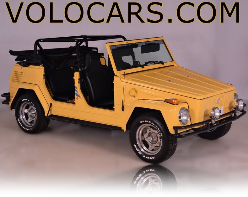 1973 Volkswagen Thing Image 1