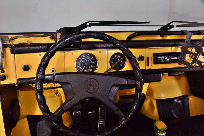 1973 Volkswagen Thing Image 2