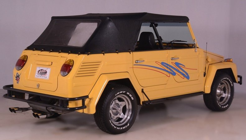 1973 Volkswagen Thing Image 3