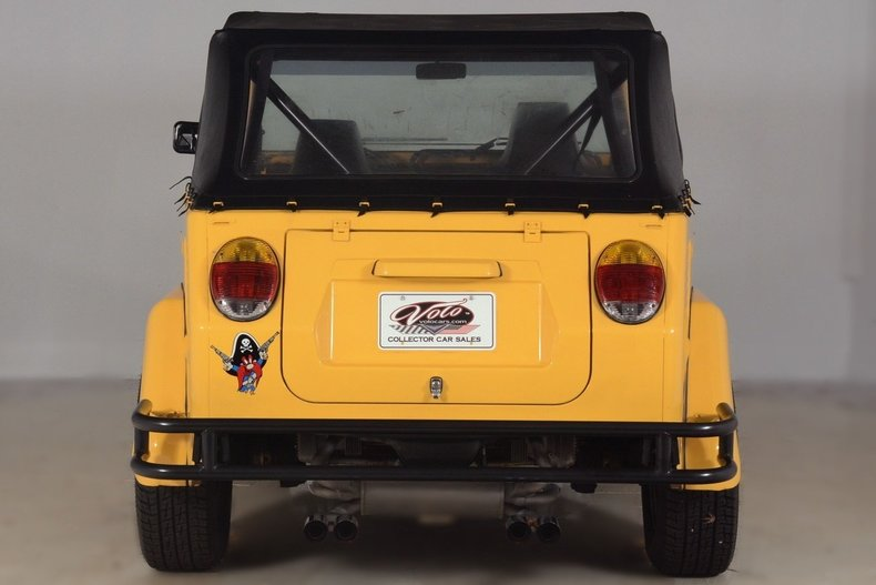 1973 Volkswagen Thing Image 5