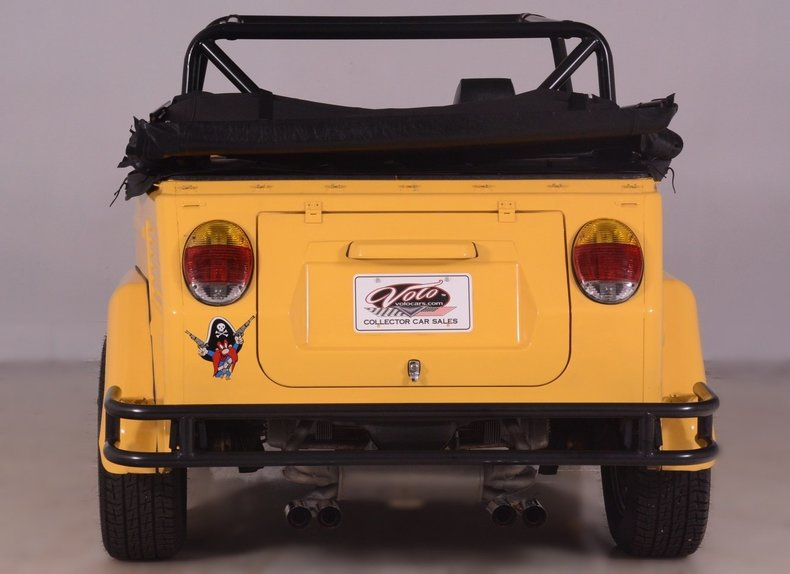 1973 Volkswagen Thing Image 7