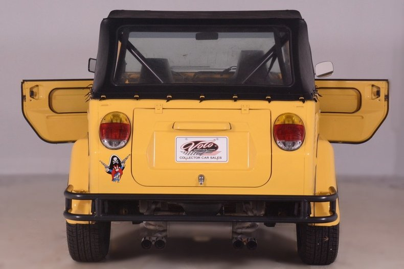 1973 Volkswagen Thing Image 10