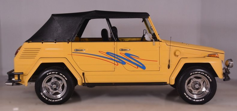 1973 Volkswagen Thing Image 13