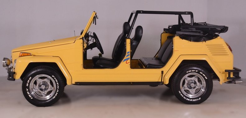 1973 Volkswagen Thing Image 15