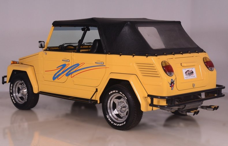 1973 Volkswagen Thing Image 25