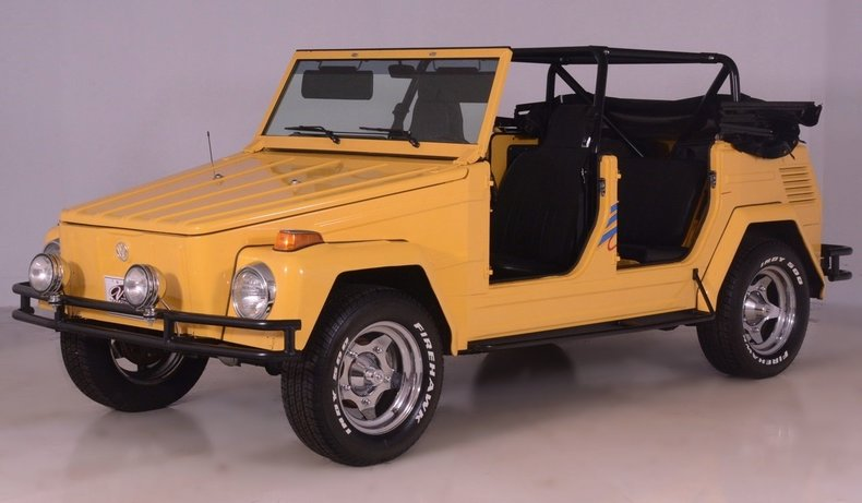 1973 Volkswagen Thing Image 29
