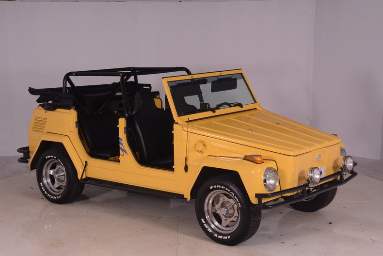 1973 Volkswagen Thing Image 30