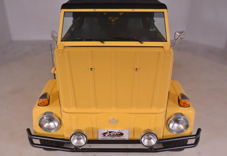 1973 Volkswagen Thing Image 34