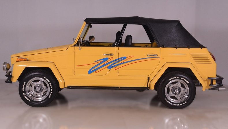 1973 Volkswagen Thing Image 38