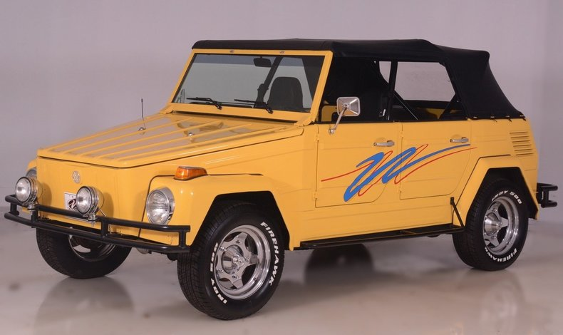 1973 Volkswagen Thing Image 41