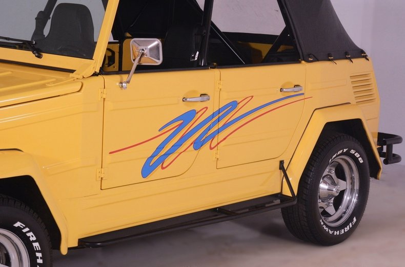 1973 Volkswagen Thing Image 48