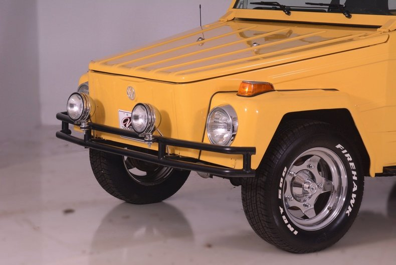 1973 Volkswagen Thing Image 49