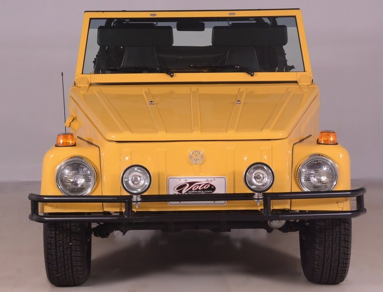 1973 Volkswagen Thing Image 50