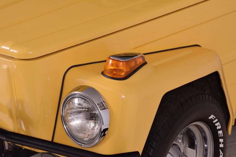 1973 Volkswagen Thing Image 51