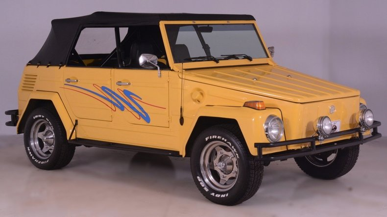 1973 Volkswagen Thing Image 56