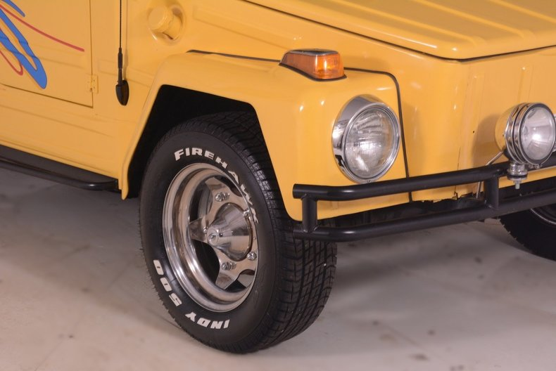1973 Volkswagen Thing Image 57