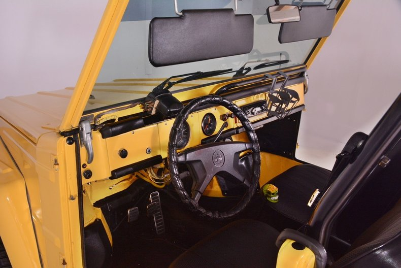 1973 Volkswagen Thing Image 59