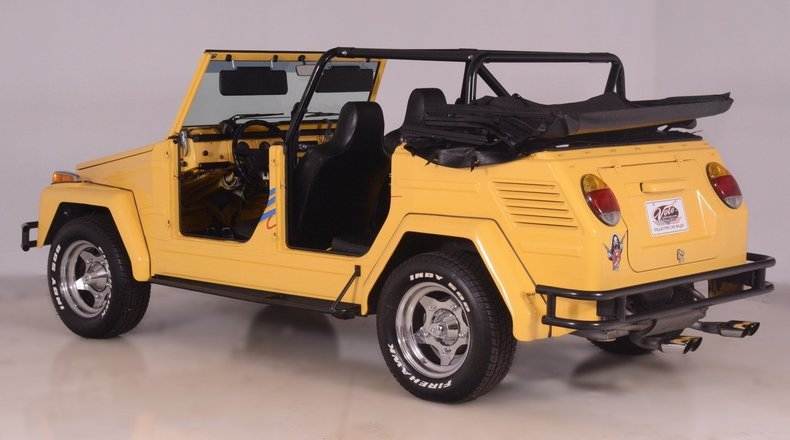 1973 Volkswagen Thing Image 61