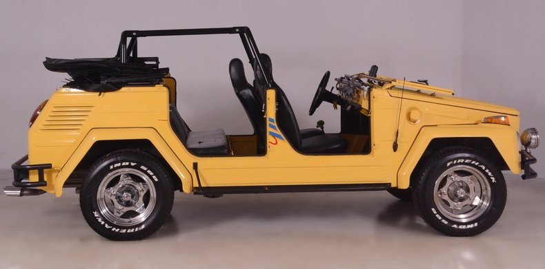 1973 Volkswagen Thing Image 63