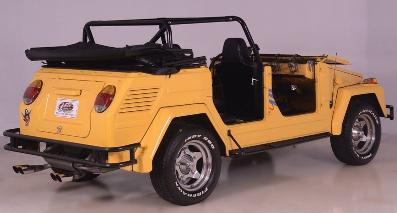 1973 Volkswagen Thing Image 65