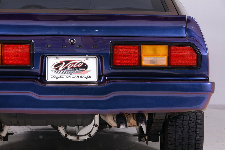1978 Ford Mustang Image 83