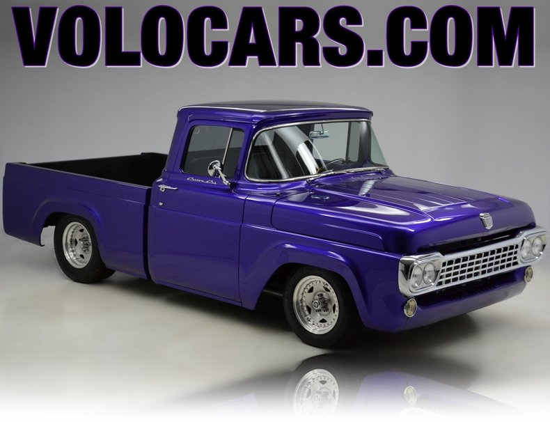 1958 Ford F100 Image 1