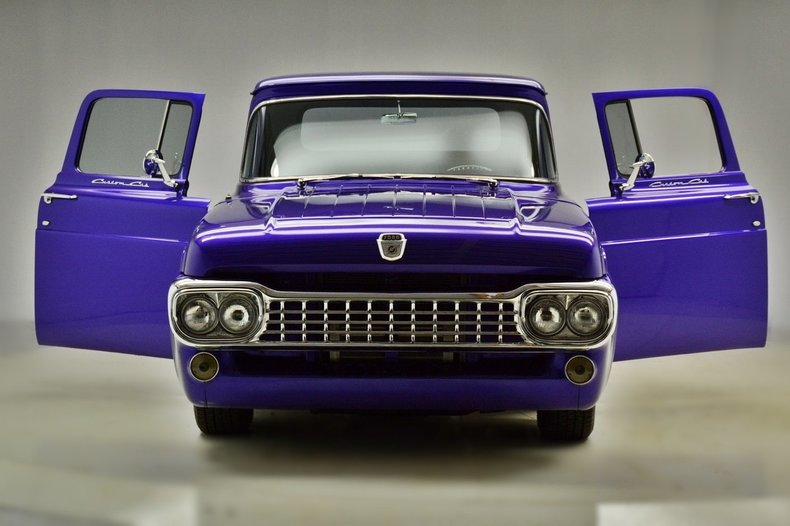 1958 Ford F100 Image 7